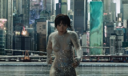 New GHOST IN THE SHELL Film Clip