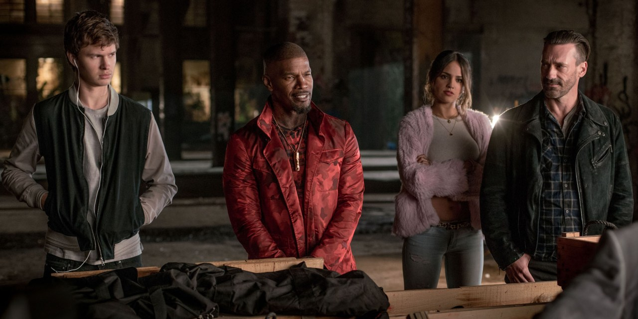 Watch Edgar Wright's BABY DRIVER Trailer Before It Gets Away