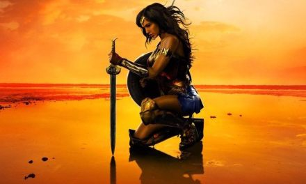 Spanking New WONDER WOMAN Trailer Is Revealed!