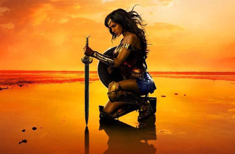 WONDER WOMAN And The Lack Of Women Comic Book Films