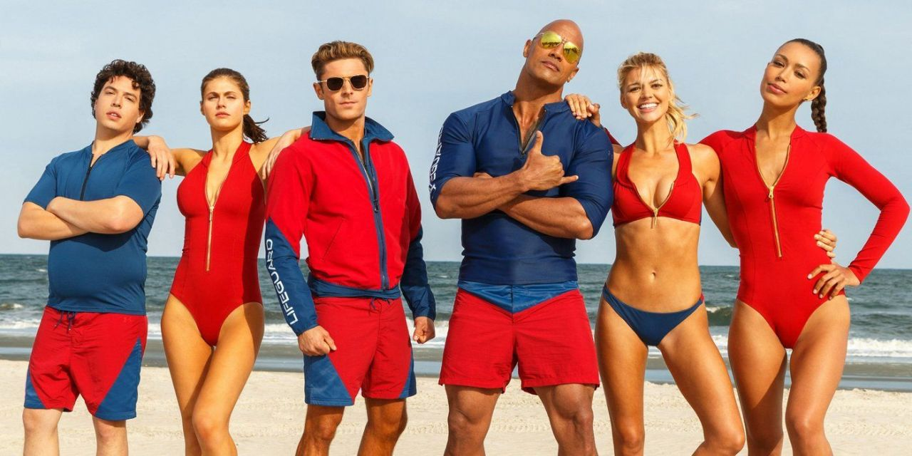 Watch The New BAYWATCH Trailer Here!