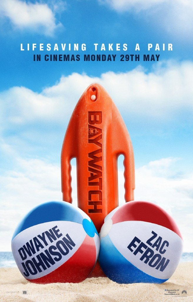 baywatch new poster