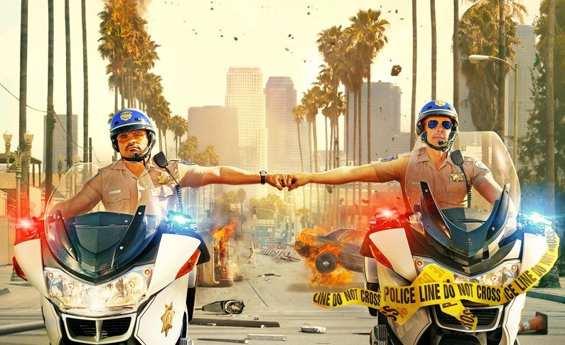 New Red Band Trailer For CHIPs Revealed!