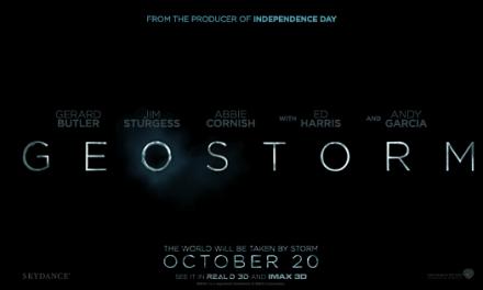 Teaser Trailer Hits For GEOSTORM