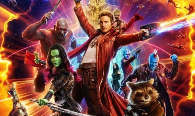 New GUARDIANS OF THE GALAXY VOL 2 Character Posters Revealed!