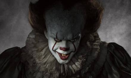 New Scary Photo From Stephen King's IT Has Pennywise Preying Upon Georgie