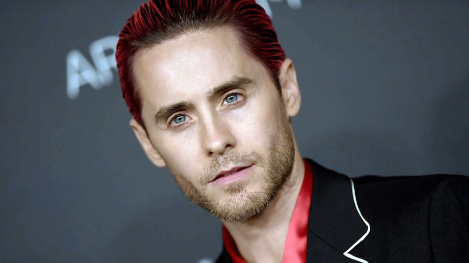 Jared Leto Splash Report