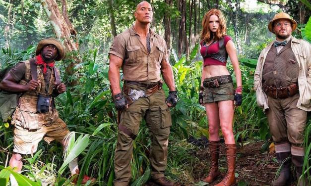 JUMANJI Review: Sequel Gets Lost In Its Own Jungle