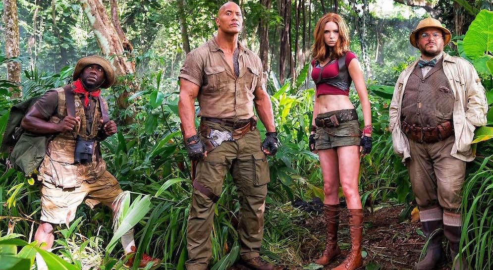 Exclusive: JUMANJI Story Details