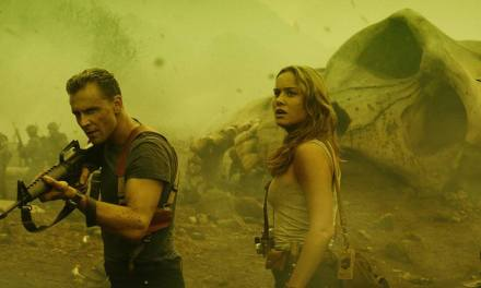 Interview: Talking KONG: SKULL ISLAND With Tom Hiddleston and Brie Larson