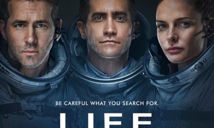 New LIFE Red Band Trailer Features Alien Organism