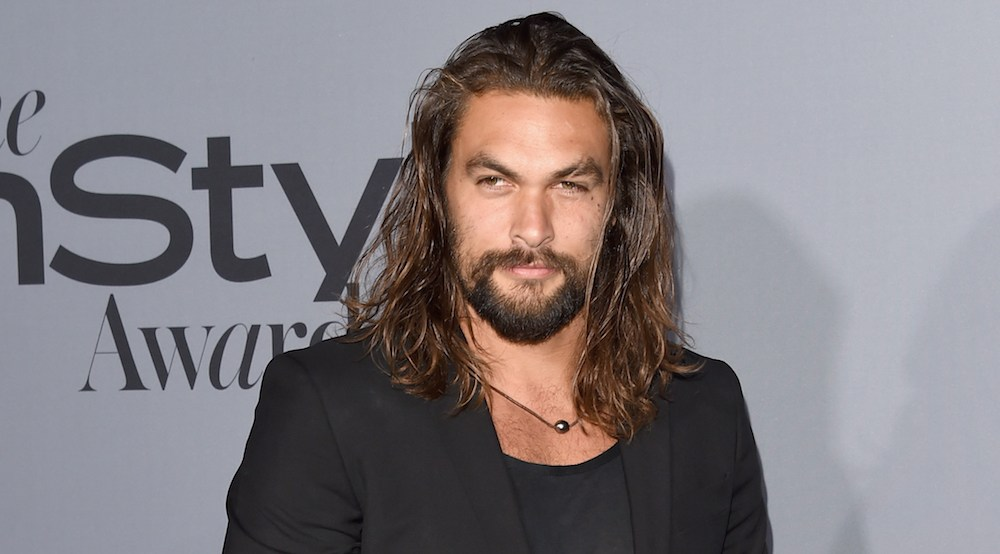 Jason Momoa - Just Cause