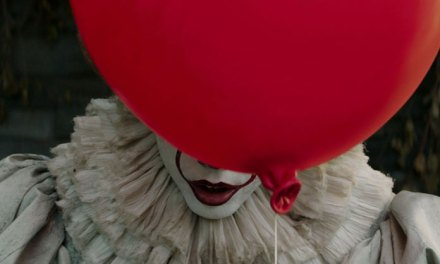 Watch The Official Trailer Teaser For Stephen King's IT; Plus Poster Is Revealed