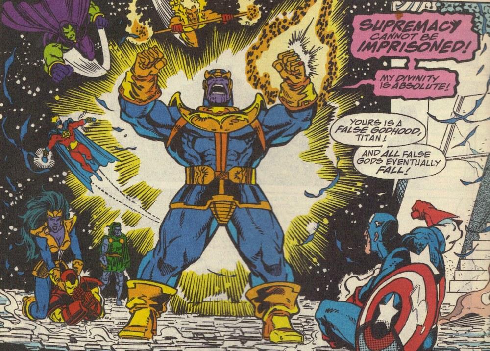 Avengers 3 - Avengers 4