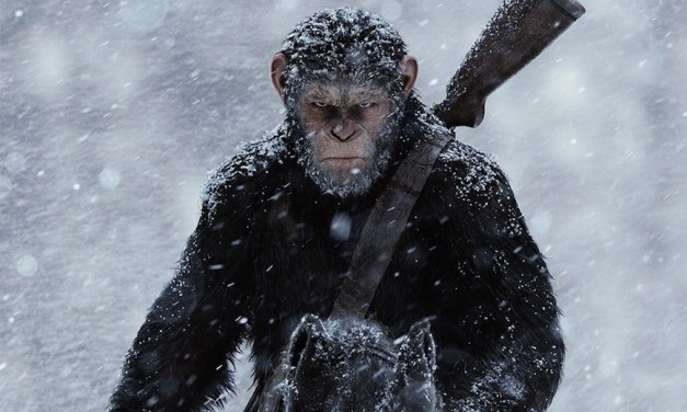 Watch The New WAR FOR THE PLANET OF THE APES Trailer; Plus New Poster!