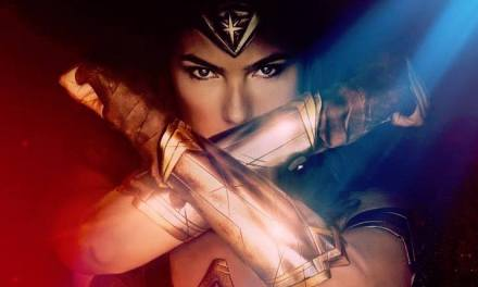 New WONDER WOMAN Poster Revealed!