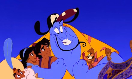 Hopefully Will Smith does not sign on to play Genie in Disney's Live-Action Aladdin