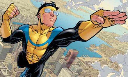 Rogen, Goldberg Bringing Robert Kirkman Comic INVINCIBLE To Big Screen