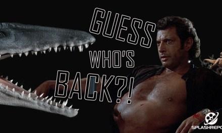 Jeff Goldblum Is Joining JURASSIC WORLD 2