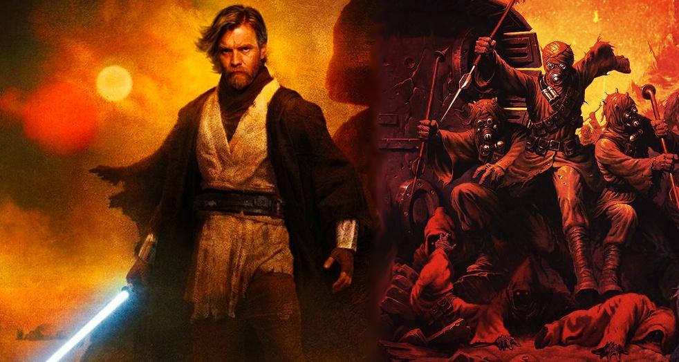 Ewan McGregor Waiting By The Poolside To Play Obi-Wan Kenobi