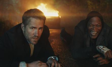 Watch The New Trailers For THE HITMAN'S BODYGUARD