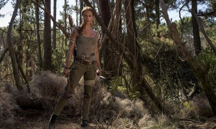 New TOMB RAIDER TV Spots Are Here!