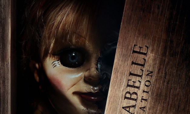 She's back! Watch The ANNABELLE: CREATION Trailer Here!!