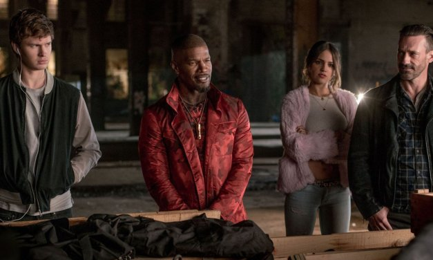 Watch The New Trailer For Edgar Wright's BABY DRIVER