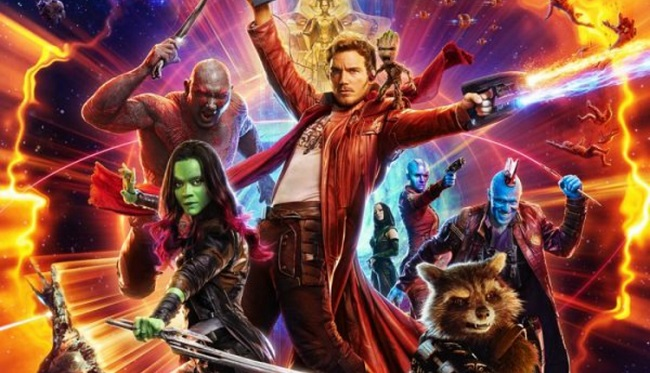 New Banners For GUARDIANS OF THE GALAXY VOL. 2 Are Here!
