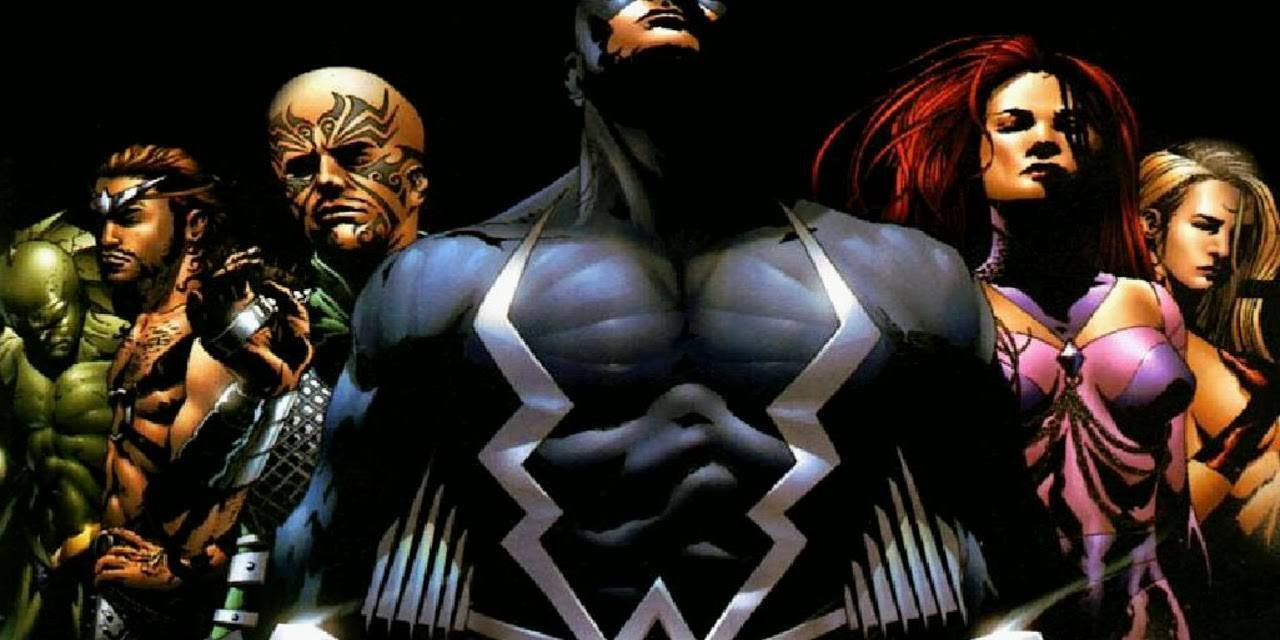First Official Look Photo At Marvel's INHUMANS TV Show