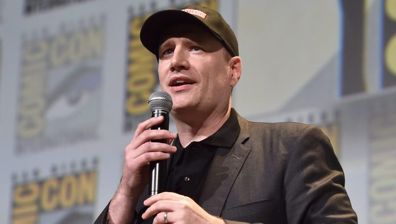 Kevin Feige Is Dreaming Of Crossovers Much To The Glee Of Fans