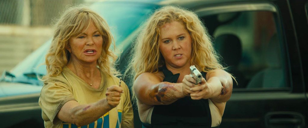 FILM REVIEW: Fun Robbed Out of Amy Schumer's SNATCHED