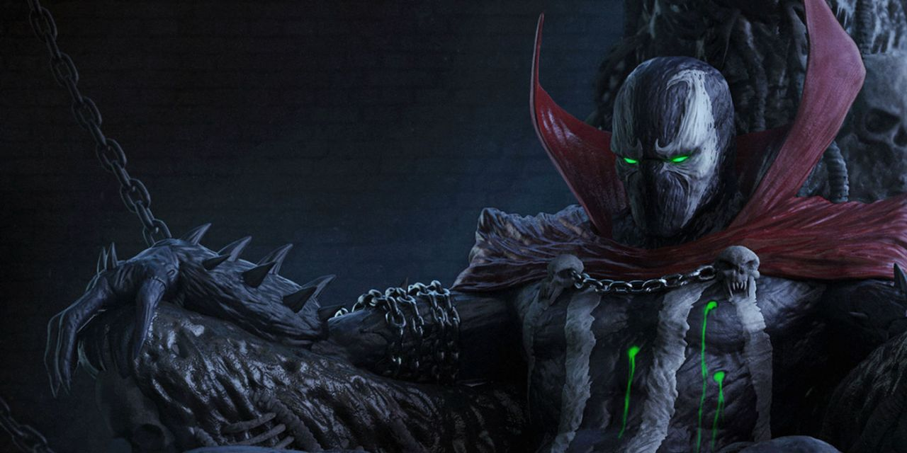 New SPAWN Script Announcement from Todd MacFarlane