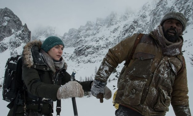 First Trailer Released For THE MOUNTAIN BETWEEN US