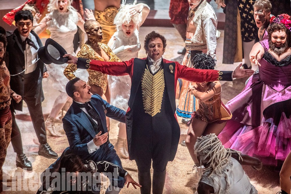 The Greatest Showman-photo1