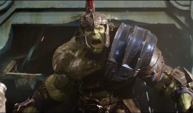 THOR: RAGNAROK Sets Out To Prove That Size Doesn't Matter