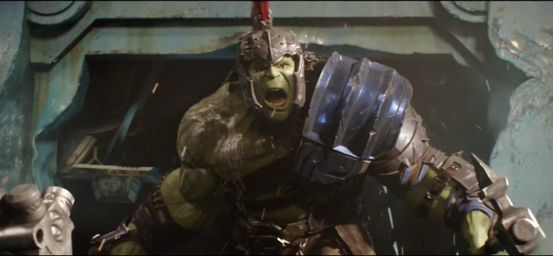 Mark Ruffalo Gets Masked For Hulk In THOR RAGNAROK Reshoots