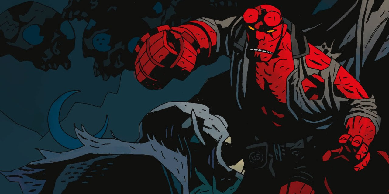 HELLBOY Reboot To Be Darker Version Of The Character