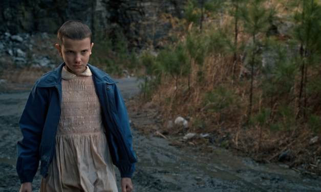 MILLIE BOBBY BROWN In Narnia?!