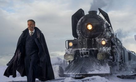 First MURDER ON THE ORIENT EXPRESS Poster Revealed!