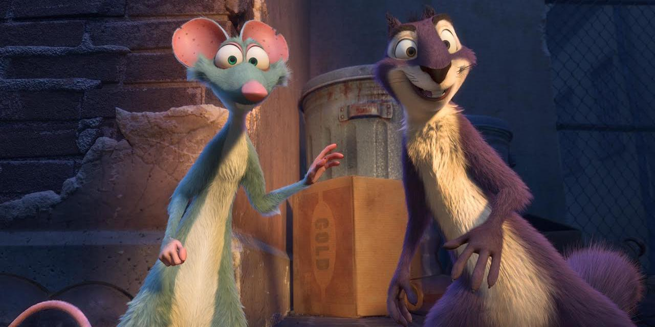 New Trailer Hits For THE NUT JOB 2: NUTTY BY NATURE
