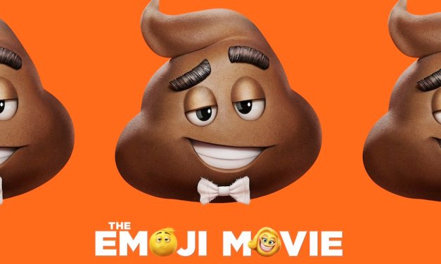 FILM REVIEW: THE EMOJI MOVIE Is A Pile of … *Smiley Emoji*
