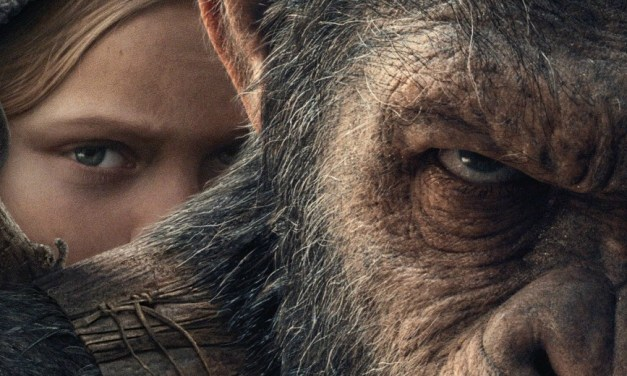 FILM REVIEW: WAR FOR THE PLANET OF THE APES Is All Monkey Business