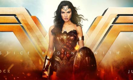 New WONDER WOMAN Poster And Screening Details Arrive Online
