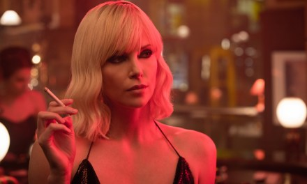 Watch This New ATOMIC BLONDE Film Clip And Poster