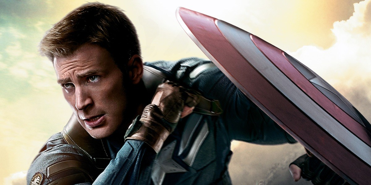 Chris Evans Discusses The End Of His Captain America