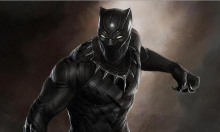 Teaser Poster For Marvel Studios' BLACK PANTHER Is Here!