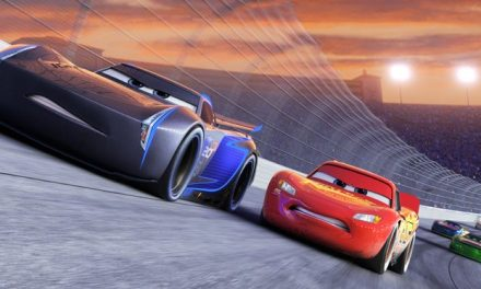 New Trailer For CARS 3 Has Lightning McQueen's Take It To The Limit