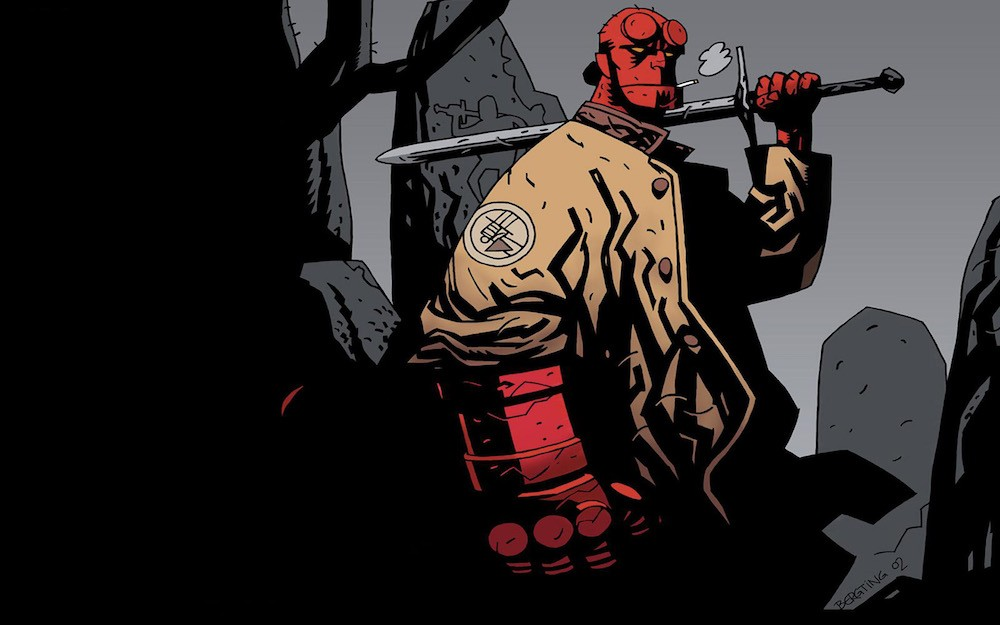 Exclusive: Has HELLBOY Found A Home?