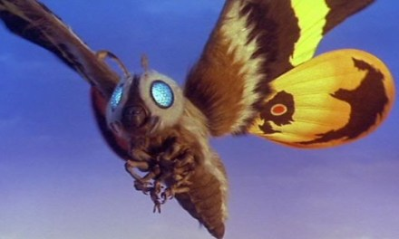 GODZILLA 2 Marketing Campaign Teases MOTHRA